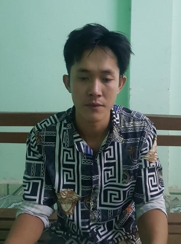 Đối tượng  Dương Văn Quí - Ảnh: BVPL