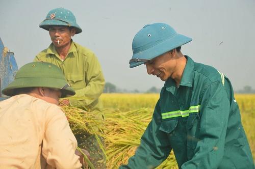 Gần gũi với dân, giúp đỡ nhân dân là truyền thống của lực lượng công an