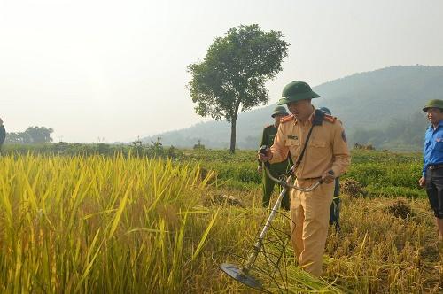 Hành động nhỏ, ý nghĩa lớn của Công an huyện Yên Định