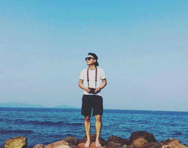 Với khung cảnh yên bình, Bãi Đông mang lại sự thư giãn, nghỉ ngơi cho ai muốn tĩnh dưỡng sau những ngày làm việc căng thẳng. (Nguồn: lucas-blue12)