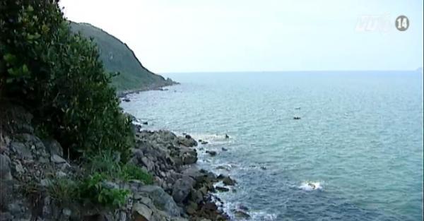 Biện Sơn được mệnh danh là đảo xanh vùng ven biển huyện Tỉnh Gia (Nguồn: vtc14.vtc.vn