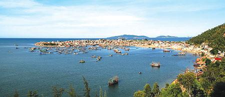 Khí hậu Biện Sơn mùa hè dịu mát, không khí trong lành (Nguồn: baobinhthuan.com.vn)