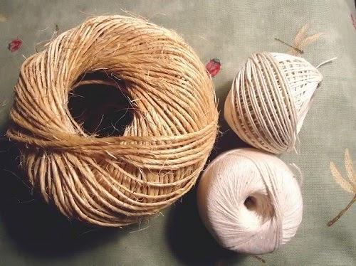 Bó sợi gai sau khi đã trải qua rất nhiều công đoạn vất vả (Nguồn: datphongsamson.com)