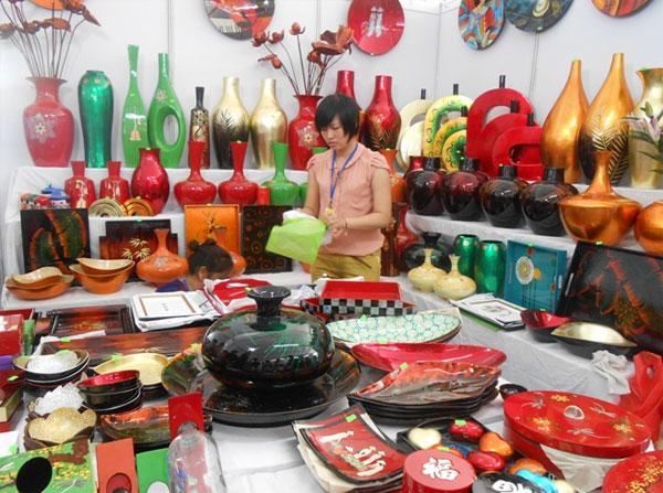 Sản phẩm mỹ nghệ Tiên Sơn rất đa dạng, phong phú (Nguồn: tuongsoconnguoi.blogspot.com)