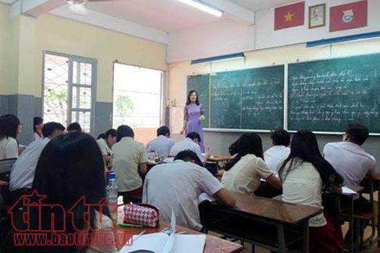 Thanh Hóa sẽ giải thể, sáp nhập 13 trường Trung học phổ thông. Ảnh: M.T