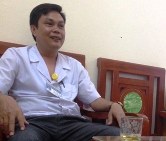 Ông Trần Văn Minh trước khi bị cách chức