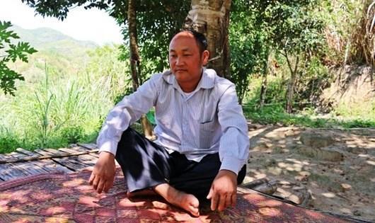 """Trưởng bản Sùng A Thái kể chuyện """"bão"""" ma túy ở Tà Cóm."""