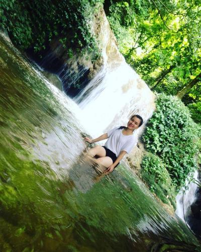 Là một trong những con thác đẹp ở xứ Thanh. (Nguồn: caothanhhuyen997)