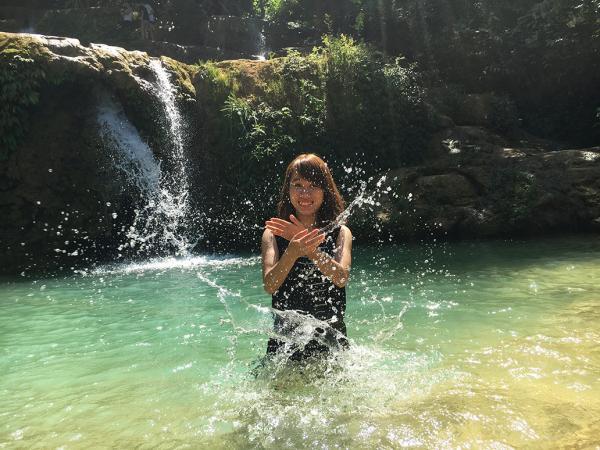 Con thác đẹp nhất vào độ tháng 8 trở đi. (Nguồn: foody.vn)