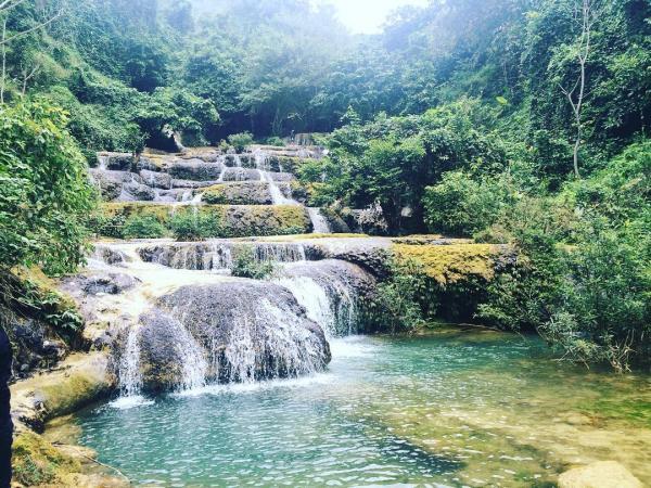 Thác Mây là một trong những thác nước đẹp ở Thanh Hóa. (Nguồn: Chim.98)