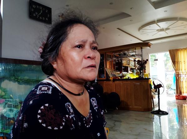 Suốt 36 năm qua, bà Thanh luôn đau đáu về người con gái đầu lòng của mình.