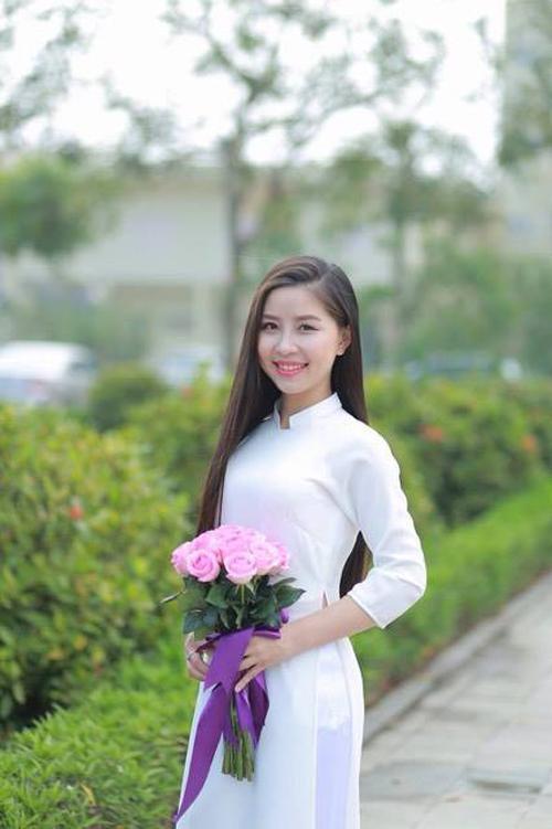 Nhan sắc của cô giáo mầm non Nguyễn Oanh.