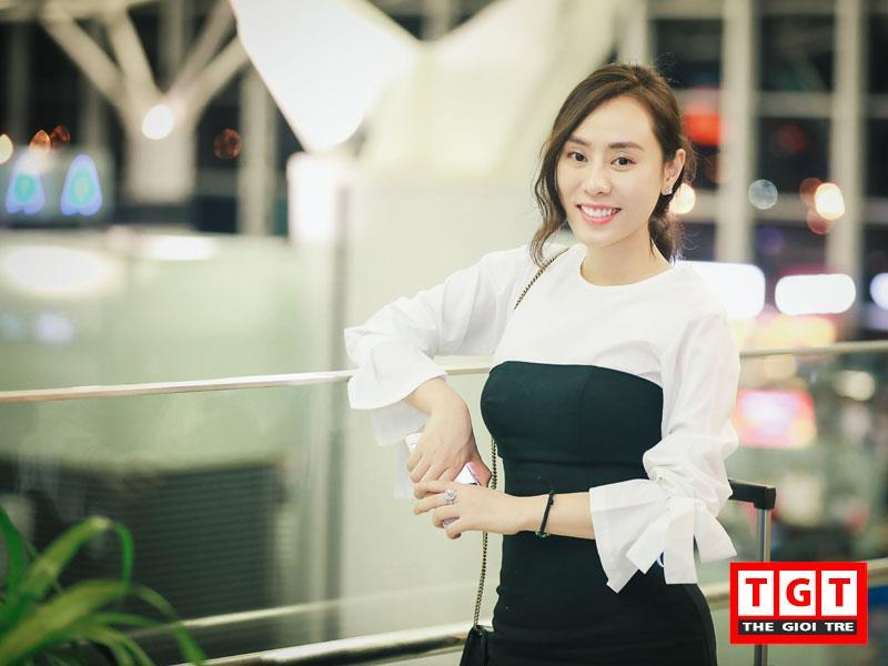Lần này, người đẹp tiếp tục sang xứ sở kim chi hoàn thành nhiệm vụ của mình với Đại hội Chuyên gia thẩm mỹ quốc tế tại Hàn Quốc (IFBC) lần thứ 10 diễn ra từ 21/09 đến 30/09/2017. Đại hội diễn ra tại Centrerl, Yang Chae, Seoul do Hiệp hội thẩm mỹ quốc tế tổ chức và được xem là Đại hội thường niên lớn nhất với gần 10.000 thí sinh dự thi và sự tham gia tham gia đông đảo của các chuyên gia trong ngành làm đẹp Hàn Quốc, Hongkong, Trung Quốc, Đài Loan, Việt Nam...