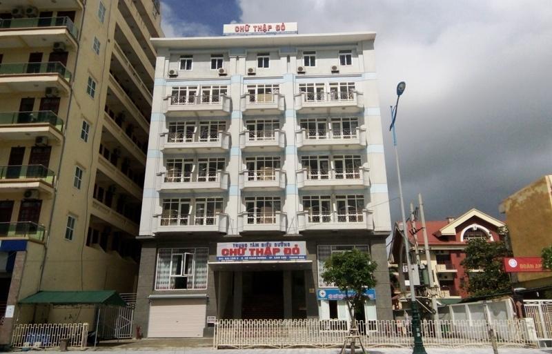 Trung tâm điều dưỡng – Trung ương hội Chữ thập đỏ, nơi xảy ra sự việc