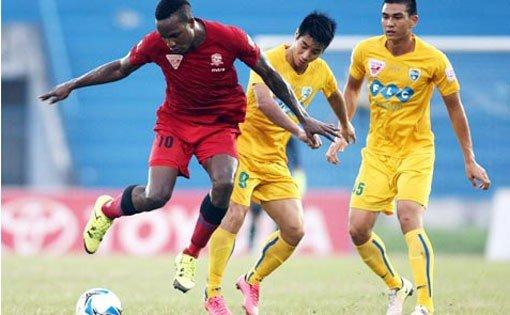 FLC Thanh Hóa không thể thắng Hải Phòng ở 5 lần đối đầu gần nhất.