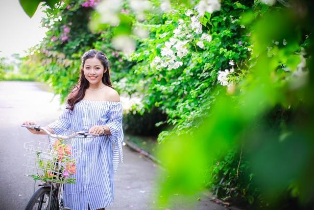 Mơ ước ban đầu của Khánh không phải là giáo viên mà là maketing