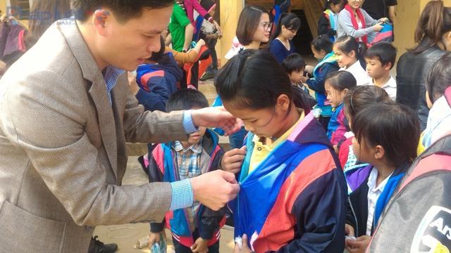 Tại Thanh Hóa, còn rất nhiều học sinh nghèo vùng khó khăn cần được hộ trợ. (Ảnh: A.Thắng)