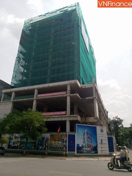 Khách sạn Mercure Hà Nội - Ảnh Vnfinance