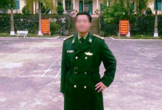 Hình ảnh thượng tá C. Đ. C.