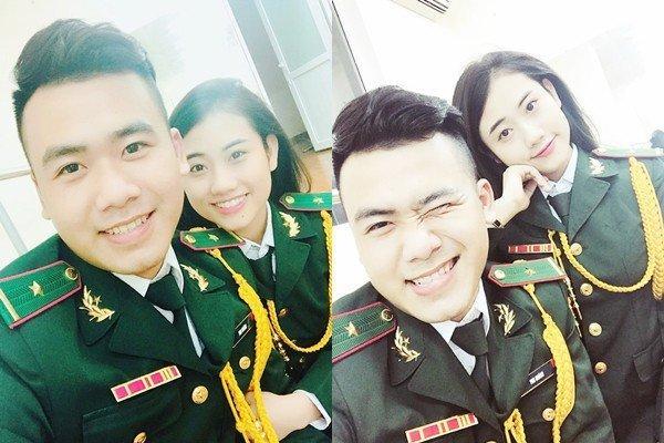 Nữ quân nhân 9X và bạn học của mình gây bão mạng vì vừa xinh đẹp vừa hát rất hay ca khúc