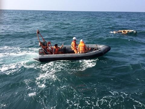 Lực lượng cứu nạn đang nỗ lực hết sức để tìm các nạn nhân. Hình minh họa