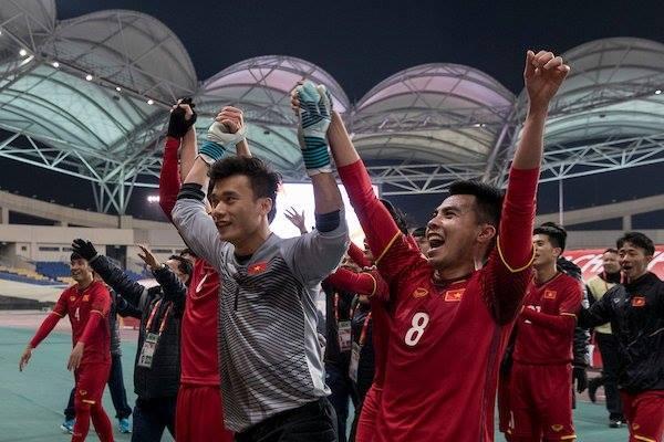 Chiến thắng của U23 Việt Nam
