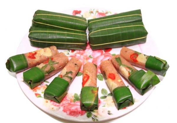 Nem chua- đặc sản Thanh Hóa