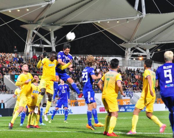 FLC Thanh Hóa đã tiến vào vòng play-off AFC Champions League 2018