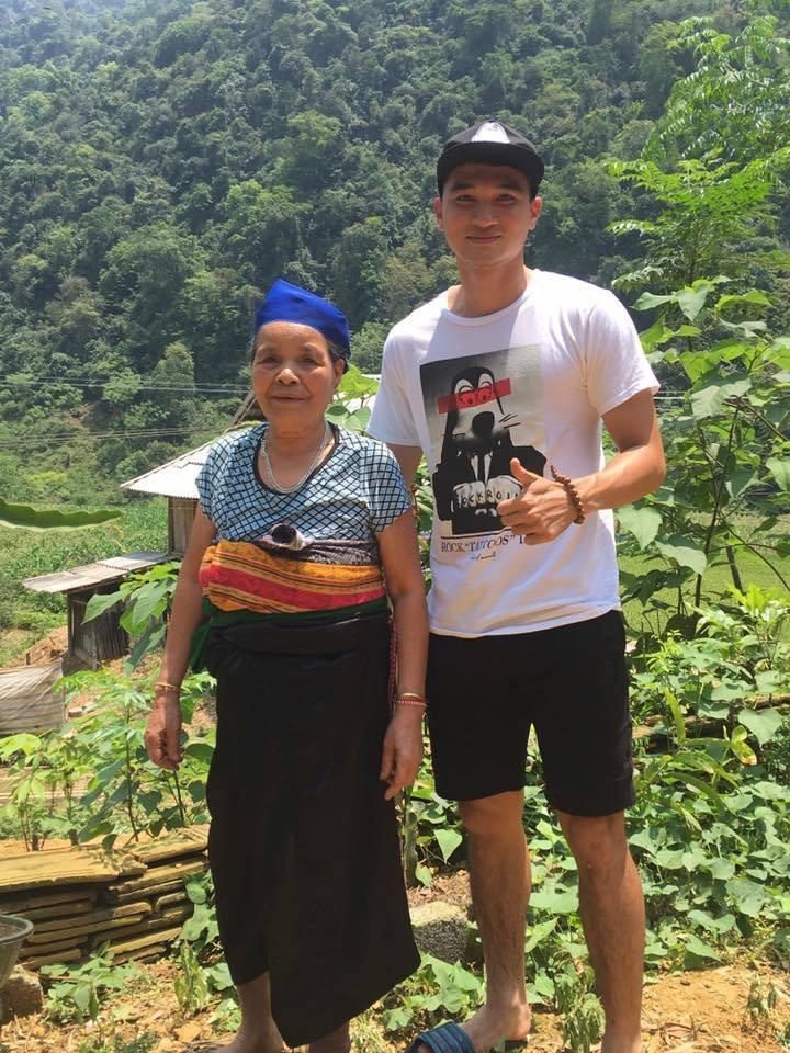Lê Văn Đại - trung vệ 22 tuổi của U23 Việt Nam.
