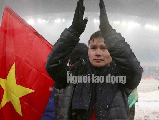 Quang Hải, một trong những cầu thủ được thưởng nhiều nhất U23 Việt Nam