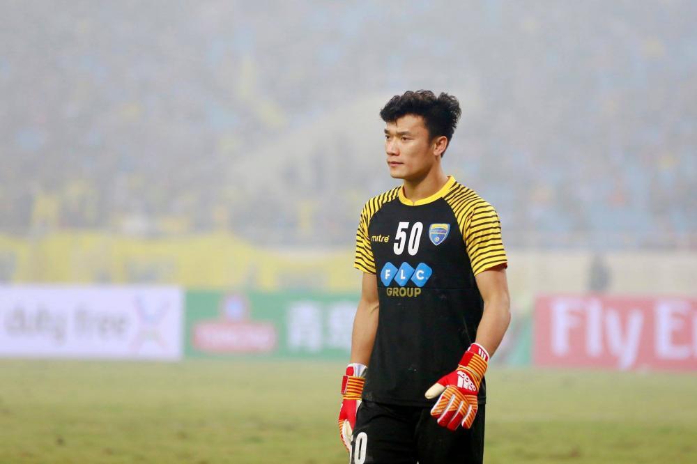 Tiến Dũng có trận đấu đáng quên tại Myanmar. Ảnh: Tri thức trẻ