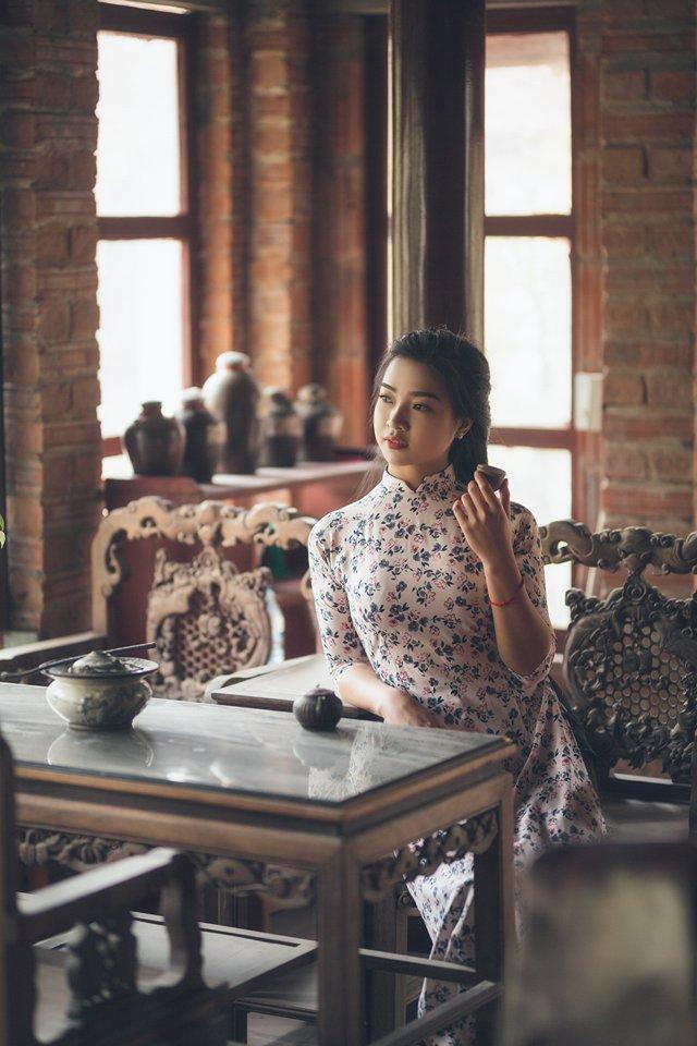 Cô mong muốn giới thiệu được các nét đẹp của quê hương cho nhiều người biết đến.