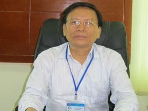 Tiến sỹ Vũ Dương, nguyên Viện trưởng viện Giám định pháp y Quốc gia