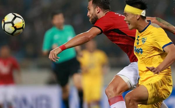 Thanh Hóa tiếp tục gây thất vọng tại AFC Cup 2018