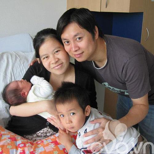 Tổ ấm hạnh phúc của Nguyễn Thành Vinh. - Ảnh: zing.vn