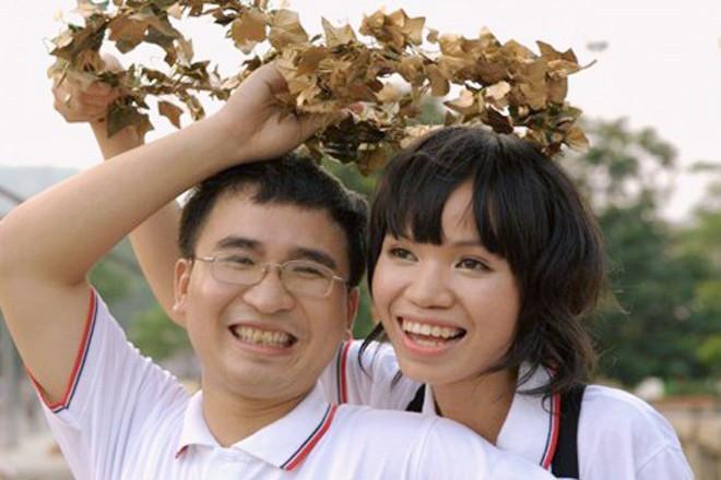Sau 7 năm là bạn thân và 2 năm chính thức hẹn hò, cả hai quyết định về cùng một nhà năm 2010. - Ảnh: zing.vn
