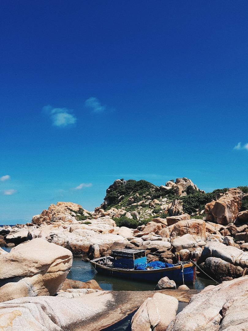 Nơi cư trú của các ngư dân