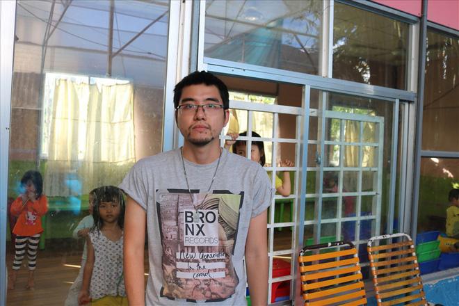 Anh Bùi Quang Huy chia sẻ sự đồng thuận để bố tặng khu đất 100 tỉ đồng cho các em