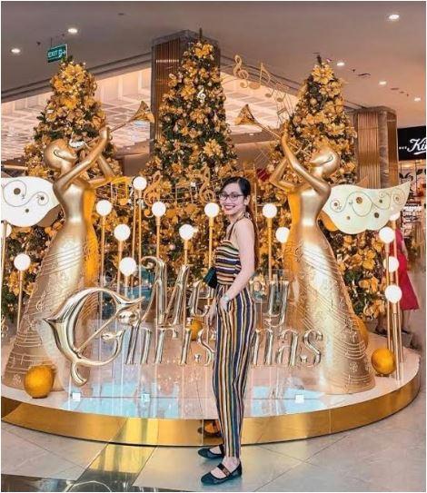 Giáng sinh đã về lộng lẫy tại Vincom Center Landmark 81