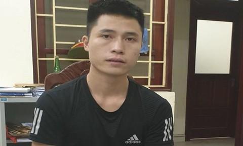 Nghi phạm Nguyễn Duy Cường.
