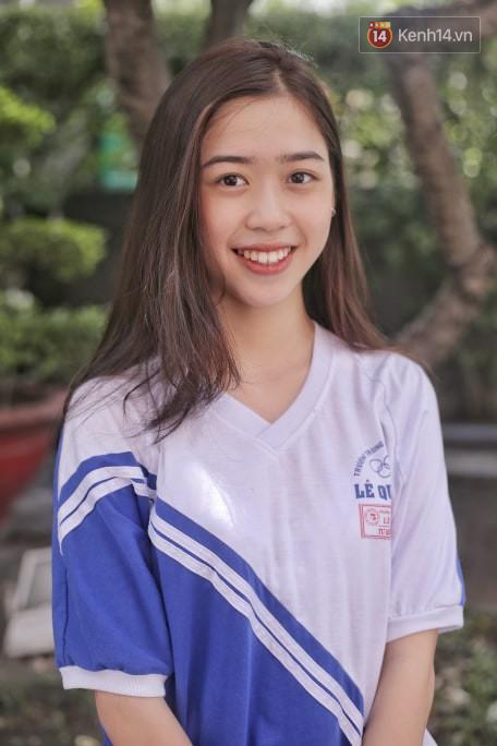 Nữ sinh này dự định sẽ du học ngành Quản trị kinh doanh tại Đài Loan.