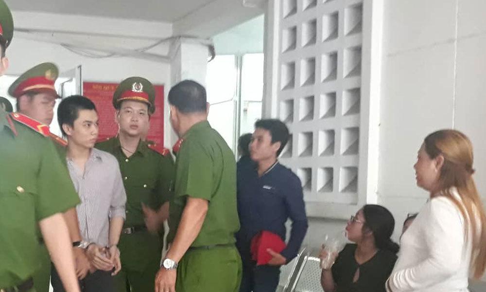 Bị cáo Lê Minh Thuận