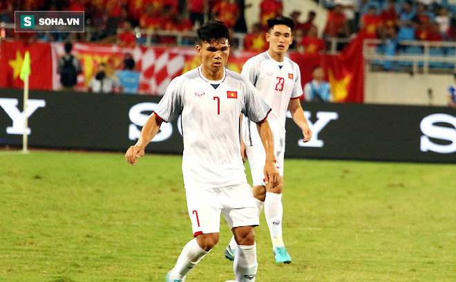 Phạm Xuân Mạnh sẽ không có cơ hội thi đấu trong trận gặp Malaysia