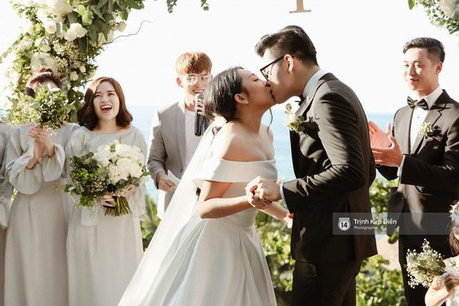 Hình ảnh của Gào trong ngày cưới.