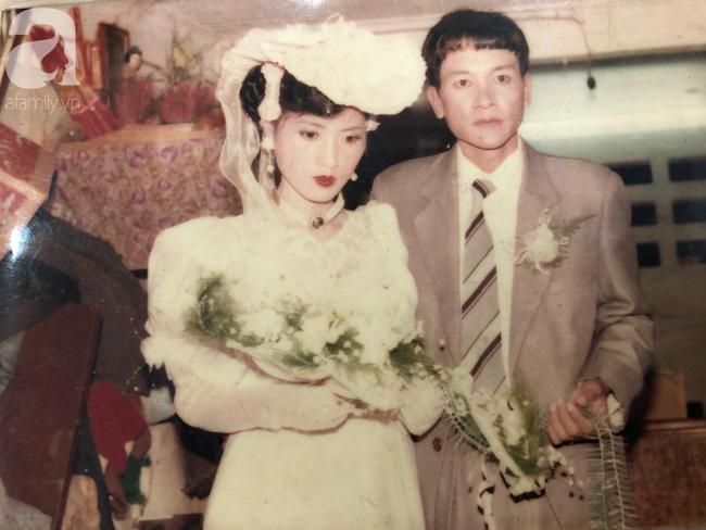 Đám cưới 29 năm trước.