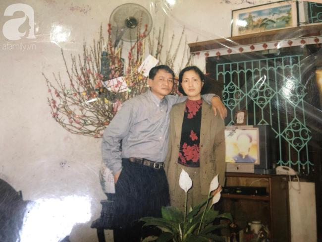Hình ảnh bố mẹ Phương.