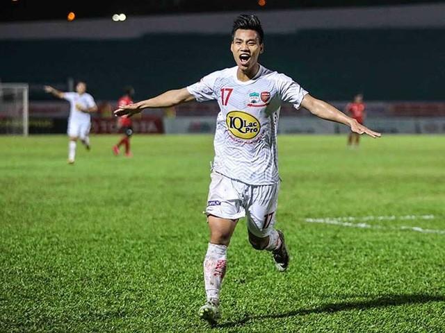 Chấn thương của cầu thủ Văn Thanh đã hồi phục và được HLV trưởng gọi trở lại đội tuyển Quốc gia. Ảnh: TL