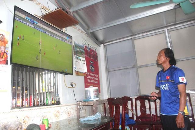 Ông Hộ nhận định, đội tuyển Việt Nam sẽ giành kết quả thắng lợi trước Thái Lan vào tối nay. Ảnh: Đ.Tùy