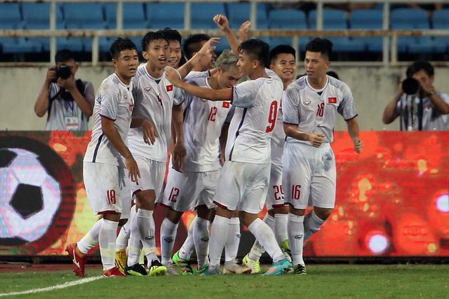 Lứa U23 đã đem về hai thành tích đáng khen trong năm 2018.