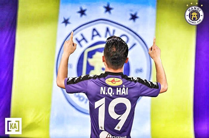 Quang Hải còn đến 4 năm hợp đồng với Hà Nội FC